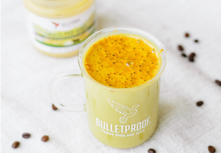 Bulletproof 360 buttered coffee