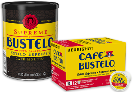 Cafe Bustelo coffee, Smucker
