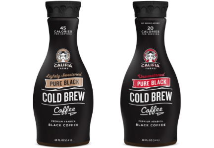 Califia Farms Pure Black Cold Brew