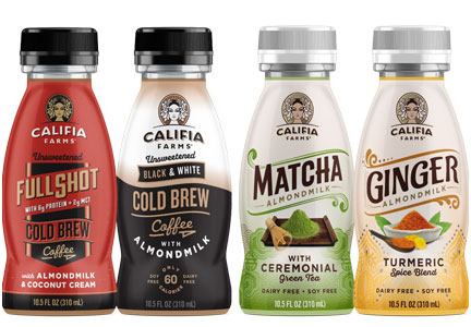 Califia Farms new products