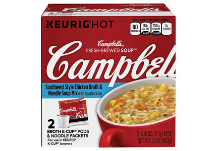 Campbell K Cups