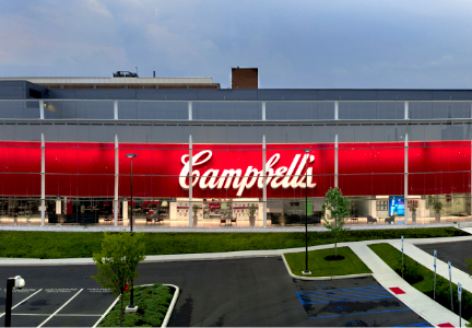Campbell Soup Co. facility