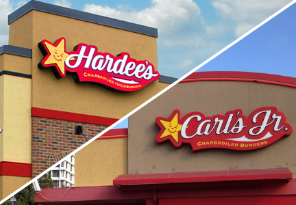 CKE Restaurants, Carl's Jr. and Hardee's