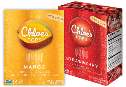 Chloe's Fruit, Chobani Food Incubator