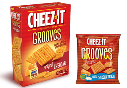 Kellogg Cheez-It Grooves