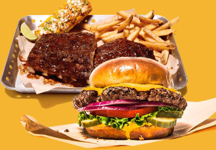 Chili's bigger ribs and burgers