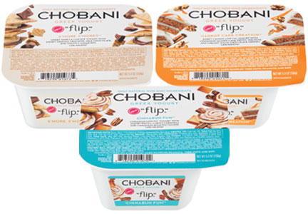 Chobani Greek Yogurt Flip