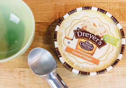 Clean Label Dreyer's Slow Churned Ice Cream Simple Recipe