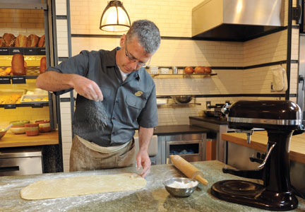 Panera chef creating clean label recipes