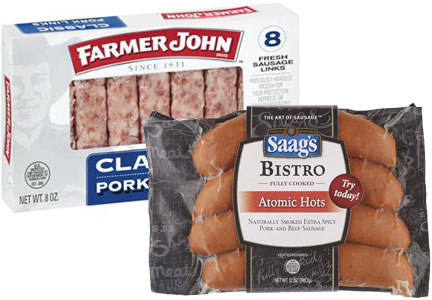 Clougherty Packing, Farmer John and Saag's brands