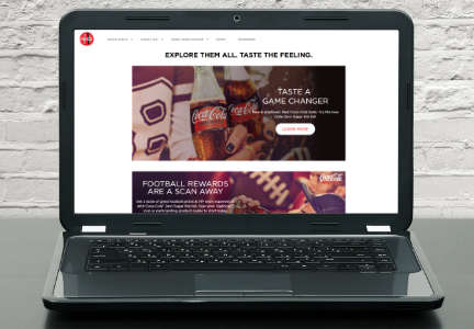 Coca-Cola e-commerce