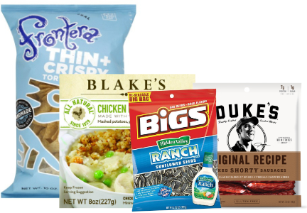 Conagra acquisitions - Blake's, Frontera, Duke's and BIGS