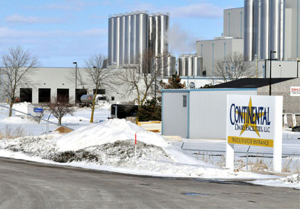 Continental Dairy Facilities