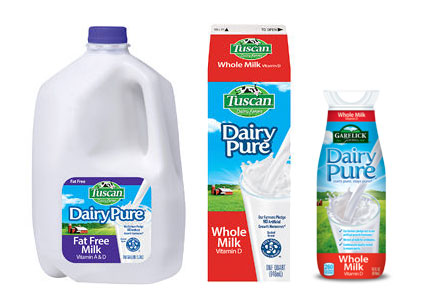 DairyPure milk products