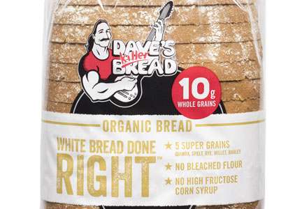 Dave's Killer Bread - White Bread Done Right