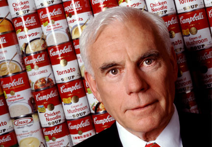 David Johnson, Campbell Soup Co.