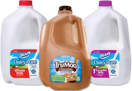 Dean Foods fluid milk