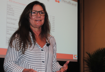 The costs of such components as ingredients, packaging and tolling fees/manufacturing costs all should be taken into account when developing a new beverage, says Debbie Wildrick, chief strategy officer for MetaBrand, L.L.C.