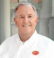 Dennis Leatherby, Tyson Foods