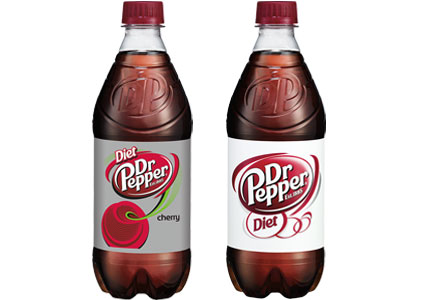 Diet Dr Pepper varieties, Dr Pepper Snapple