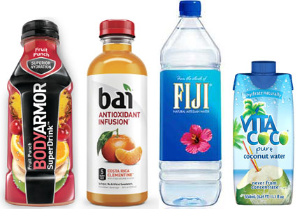 BodyArmor Superdrink, Bai, Fuji Water, Vita Coco, Dr Pepper Snapple Group