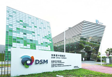 Royal DSM China campus