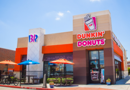 Dunkin' Donuts and Baskin-Robbins co-branded restaurant, Dunkin' Brands