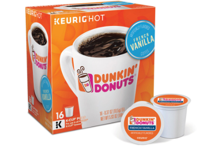 Dunkin' Donuts K-Cups coffee, Smucker