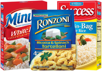 Ebro Foods rice and pasta brands merger