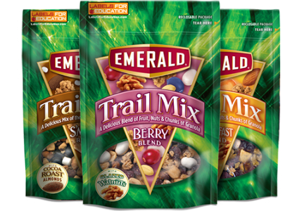 Emerald nuts trail mix, Snyder's-Lance