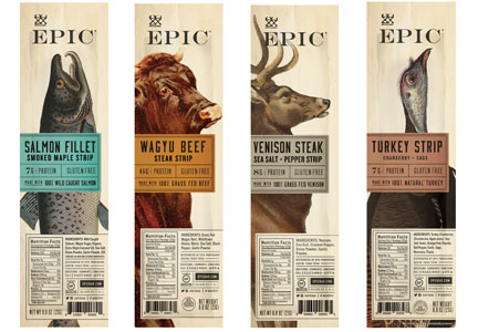 Epic Provisions meat strips