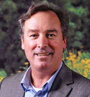 Eric Newman, vice-president of sales for CROPP Cooperative and Organic Valley