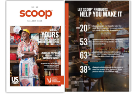 US Foods Fall Scoop 2017