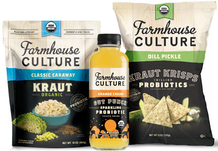 Farmhouse Culture products