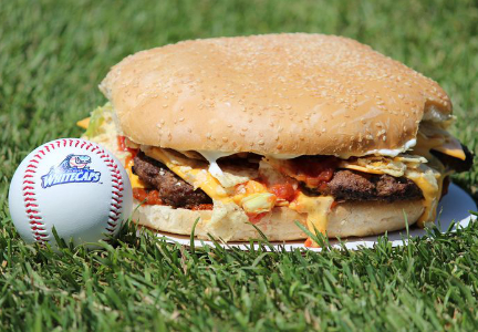 Fifth Third Burger, Fifth Third Ballpark