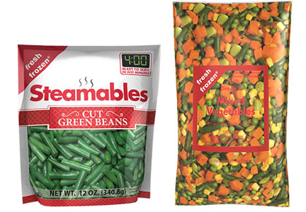 Inventure Foods Fresh Frozen frozen vegetables