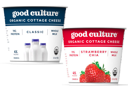 good culture shaking up sleepy cottage cheese category food