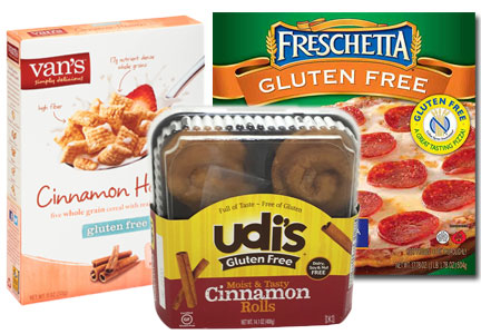Gluten-free products