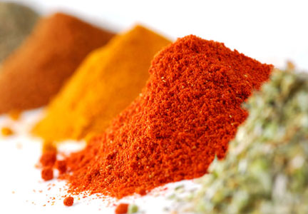 Gluten-free spices and seasonings