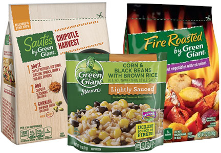 Green Giant products, B&G Foods