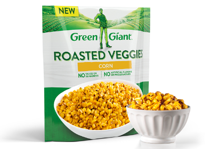 Green Giant roasted vegetables, B&G Foods