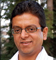 Girish Ganjyal, Washington State University