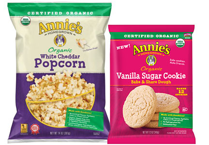 General Mills natural and organic - Annie's