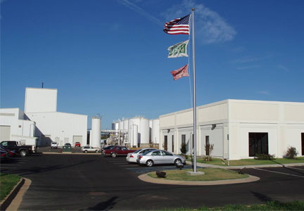 Golden Peanut and Tree Nut facility expansion in Dawson, Georgia