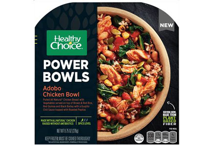 Healthy Choice Power Bowls, Conarga Brands