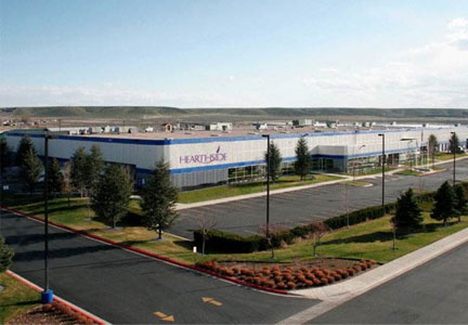 Hearthside Foods Idaho facility