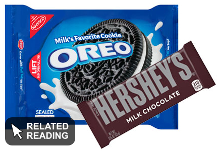 Hershey rejects Mondelez's offer to acquire the company for $107 per share