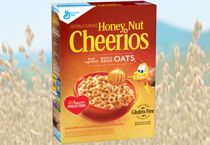 Honey Nut Cheerios, General Mills