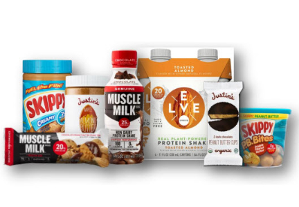 Hormel Foods non-meat protein products