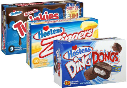Hostess snack cakes recalled